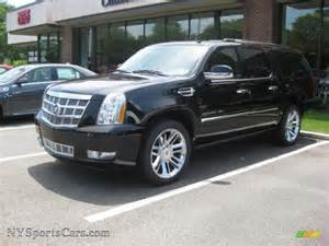 Cadillac Esv Platinum For Sale 2010 Cadillac Escalade Esv Platinum Awd In Black