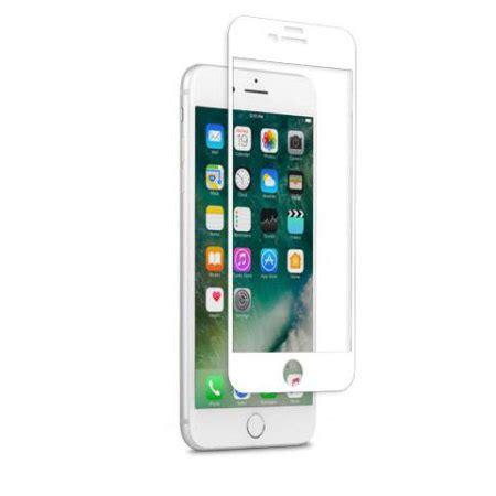 Moshi Ionglass For Iphone X Black 99mo096005 moshi ionglass iphone 7 plus glass screen protector white mobilezap australia