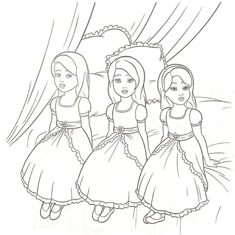 barbie coloring pages free download coloring pages barbie girls kids coloring pages download