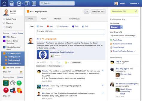 edmodo what is it edmodo le r 233 seau social p 233 dagogique sydologie