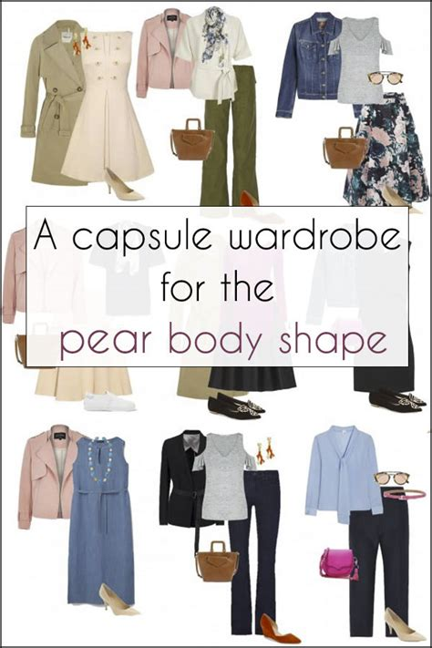 building a capsule wardrobe for a pear shaped woman a capsule wardrobe for the pear body shape 40plusstyle com