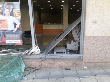 banco popolare siciliano furto bancomat al banco popolare siciliano ammonta a