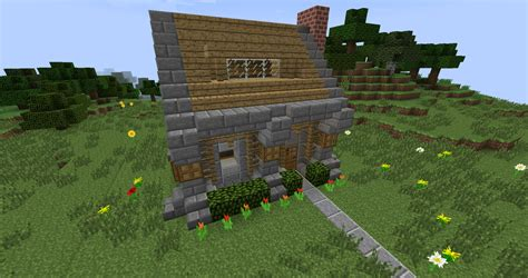 smallest minecraft house minecraft small house by kaliandragonmaster on deviantart