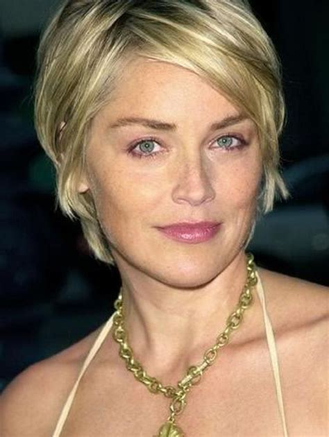 hair styles for with square faces 70 best 25 sharon stone hair ideas on pinterest sharon