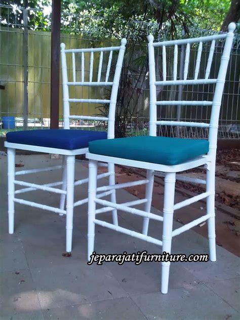 Kursi Hajatan kursi makan tifany jepara jati furniture