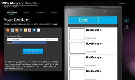 cara membuat aplikasi online shop di blackberry selevel 2015 cara membuat aplikasi blog sendiri untuk