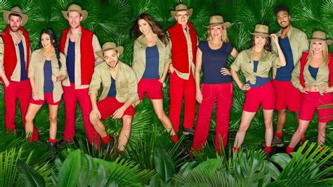 celebrity jungle who is out meet your 2016 celebrity cmates i m a celebrity