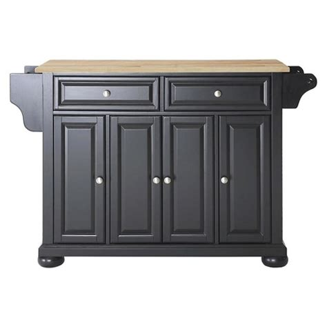 crosley alexandria kitchen island alexandria wood top kitchen island crosley target