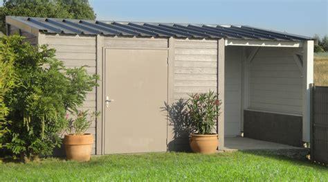 abris de jardin beton abris de jardin en b 233 ton et b 233 ton aspect bois sur mesure