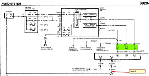 stereo wiring diagram for mazda 626 engine diagram and