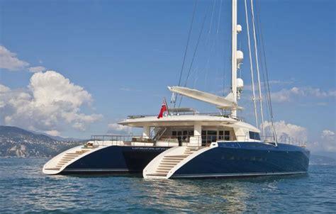 catamaran luxury yacht luxury catamaran yacht hemisphere yacht charter