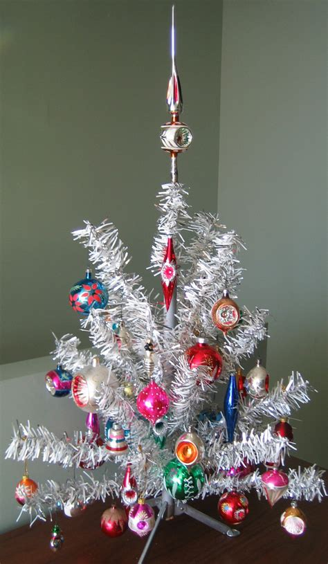 when were aluminum trees popular 100 sterling silver tree ornaments best
