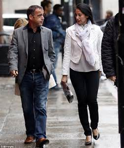 michael le michael le vell steps out for the time since his