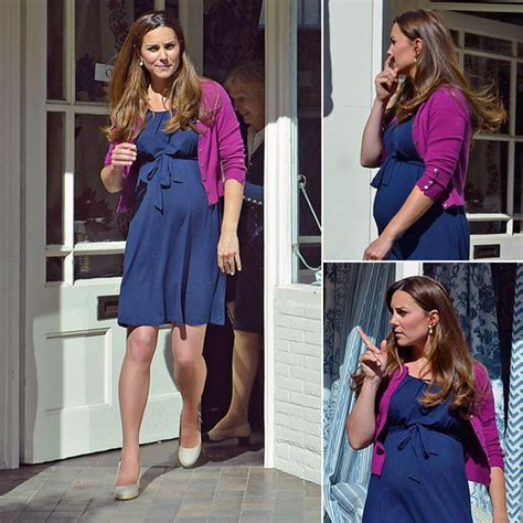 Kate Middleton Pregnancy Wardrobe by Archives Mylittlebird Le
