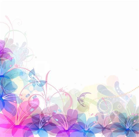 pastel graphic pattern pastel floral vector illustration royalty free stock image