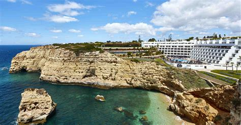 algarve resorts tivoli carvoeiro algarve resort official