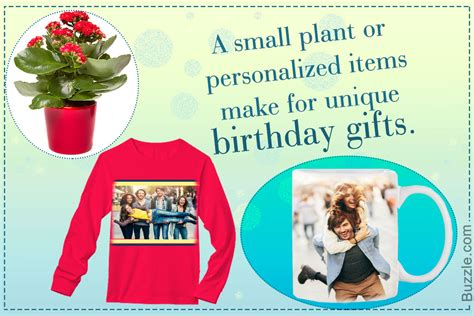 Ee  Unique Birthday Gift Ideas Ee   No One Ever Told You