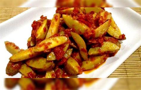 kentang goreng membuat gemuk resep sambal goreng jengkol halhalal