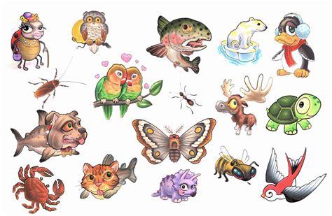 tattoo animal flash animal flash sheet animal tattoos for endangered species