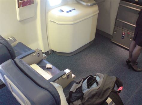snag  exit row seat   favorite airline