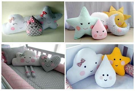almohadas  cojines infantiles patrones gratis