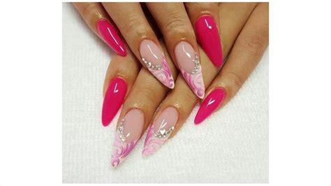 ricostruzione unghie nail fiori unghie nail designs 2017