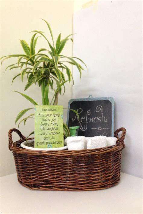 basket hostess gift ideas favecrafts