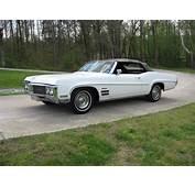 1970 Buick Wildcat Convertible  Used