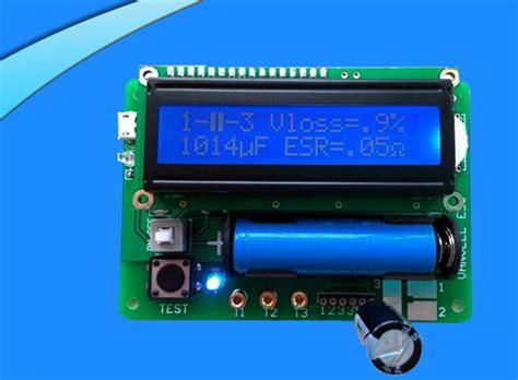 mosfet inductor capacitor atmega328 esr transistor tester meter inductor capacitor pnp npn mosfet jfet ebay