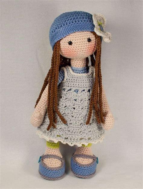 pattern amigurumi italiano crochet pattern for doll lilly deutsch english french