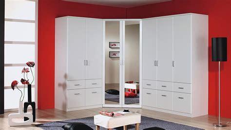 eckschrank kleiderschrank eckschrank bremen kleiderschrank in wei 223 mit spiegel