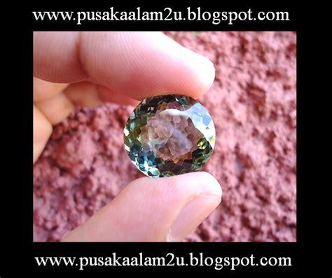 Cincin Cewe Batu Kecubung Ungu 27 by Pusaka Alam Ghaib Dan Mistik Batu Kecubung Hijau Gred