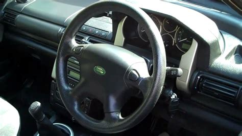 land rover steering wheel how to remove the steering wheel on land rover freelander