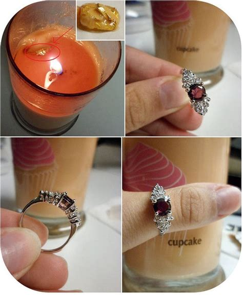 1000 images about candle rings on