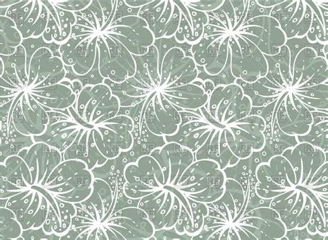 hawaii pattern vector hawaiian flower seamless pattern royalty free vector clip