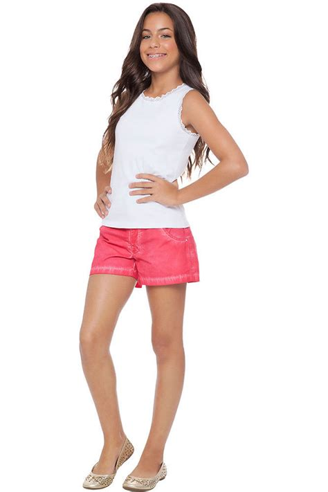 tween shorts bottoms summer clothing pulla bulla 10 16 years ebay