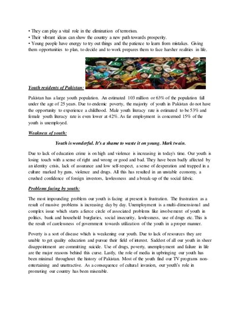 Of Youth In Nation Building Essay by Essay Of Youth In Nation Building And Progress