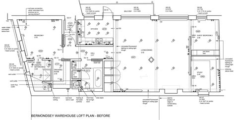 floor plan of warehouse warehouse loft by form design architecture with