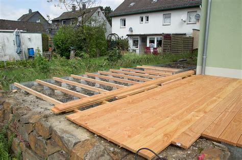 terrasse douglasie douglasie terrasse terrassen aussenholzbau douglasie