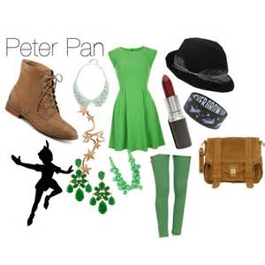 peter pan inspired polyvore