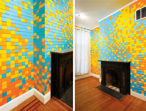 Kong And Post It Notes Form Classic Work Of by Stick Em Up 16 Post It Note Pranks Sculptures Murals