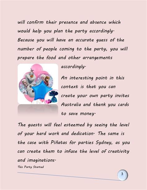 design your own birthday invitations australia supplies things needed for a great bash