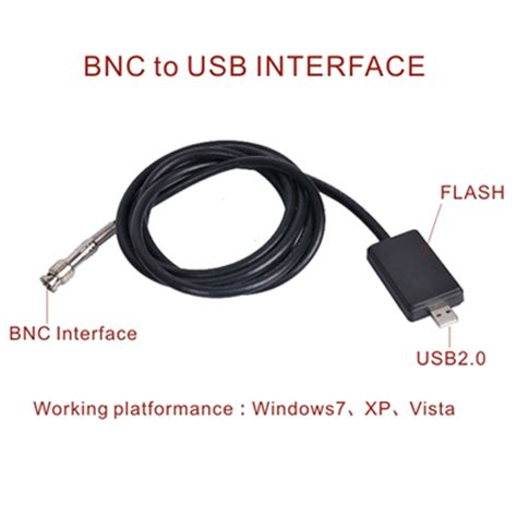 Converter Bnc To Usb 2m cctv bnc to usb adapter rg59 coaxial cable