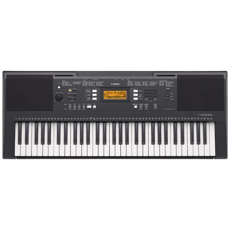 Keyboard Yamaha New yamaha psre343 portable keyboard nearly new at gear4music