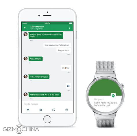 android smartwatches android wear smartwatches now compatible with ios devices gizmochina