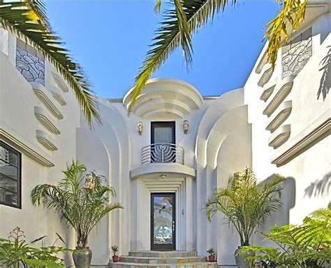 art deco home art deco home entry exterior art deco pinterest