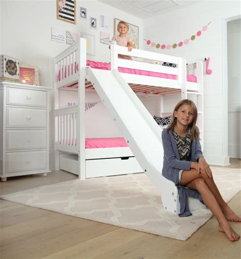 Beds With Slides by Slide Beds Shop Top Selling Bunks Lofts With Slides