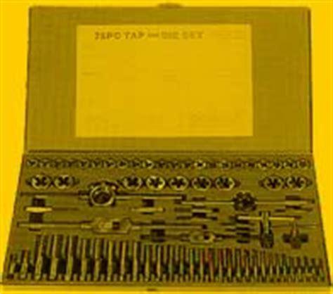 Tap Skc M8 X 1 25 taro tay skc hệ inch