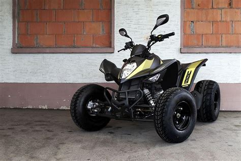 Quad Motorrad Mieten by Motorrad Mieten Kymco Maxxer 300 Sport Supermoto Moto 69