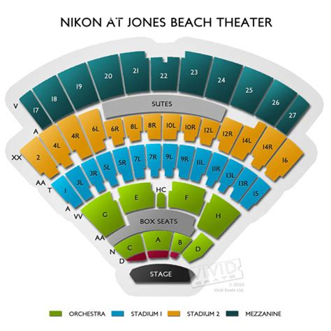 nikon theatre seating chart nikon jones theater seating chart jones